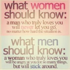 How to know if a woman loves a man